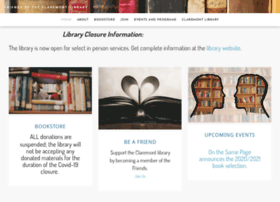 claremontlibrary.org