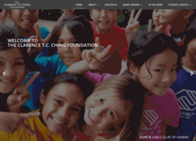 clarencetcchingfoundation.org