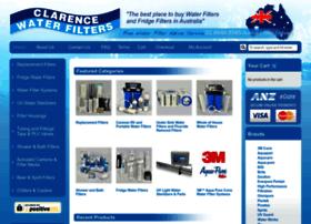 clarencewaterfilters.com.au