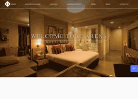 clarenshotel.com