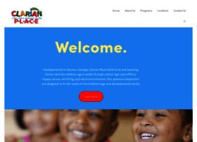 clarianplacechildcare.com