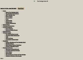 claridge.com