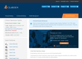 clarienbank.com