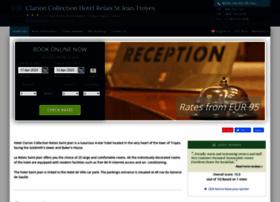 Clarion-hotel-saint-jean.h-rez.com