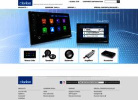 clarion.com