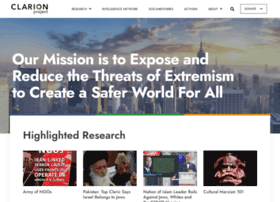 clarionproject.org