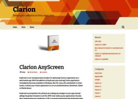 clarionsharp.com