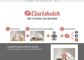 clarisketch.com