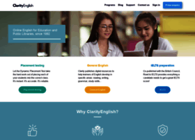 clarityenglish.com