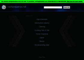clarityindustries.net