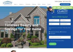 claritywindows.com