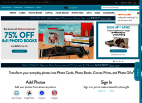 Get coupons and discounts for all your photo prints, calendars, greeting cards, books, personalized gifts, and more at Clark Color Labs. Archival quality prints and posters are affordable, and images can be stored and shared online.