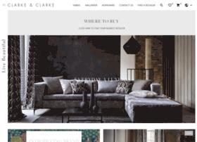 Clarke-clarke.co.uk