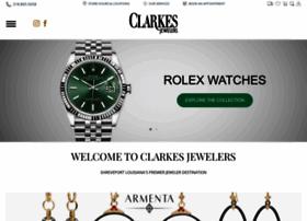 clarkesjewelers.com