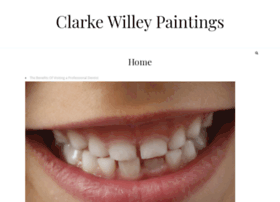 clarkewilleypaintings.com