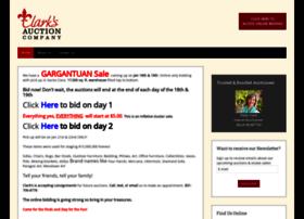 clarksauctions.com