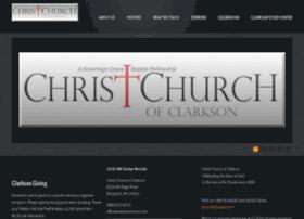 clarksonchurch.com