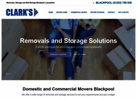 clarksremovals.co.uk