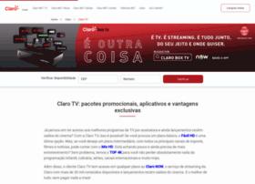 clarotvlojaonline.com.br