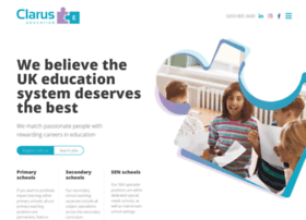 clarus-education.co.uk