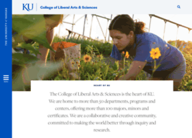 clas.ku.edu