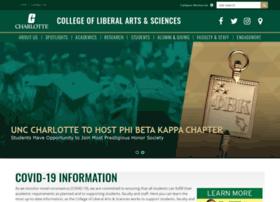 clas.uncc.edu