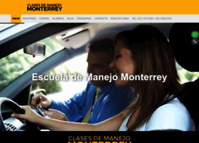clasesdemanejomonterrey.com
