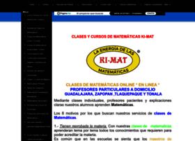 clasesdmatematicas.mex.tl