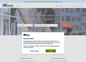 clasesparticulares.com