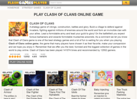 clash-of-clans.flashgamesplayer.com