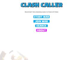 clashcaller.com