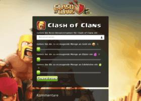 clashofclansgemchest.com