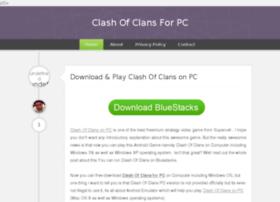 clashofclanspc.com