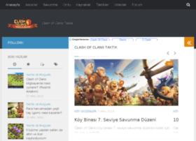 clashofclanstaktik.com