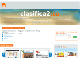 clasifica2.co