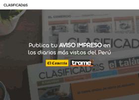 clasificados.elcomercio.com.pe