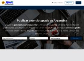 clasificados.sitiosargentina.com.ar