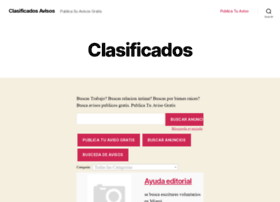 clasificadosavisos.com