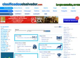 clasificadoselsalvador.com.sv