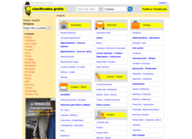 clasificadosgratis.com.uy