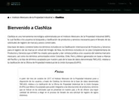clasniza.impi.gob.mx