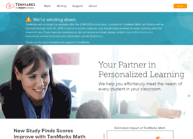 class.tenmarks.com