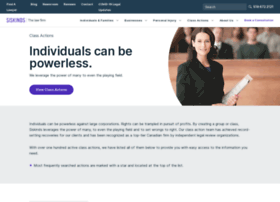 classaction.ca