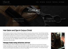 classactsalonandspacorpuschristi.com