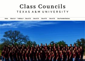 classcouncils.tamu.edu