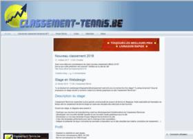 classement-tennis.be
