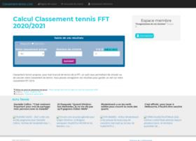 classement-tennis.com