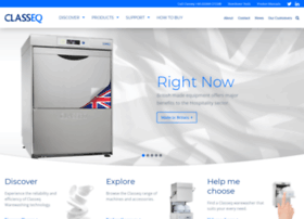 classeq-dishwashers.co.uk