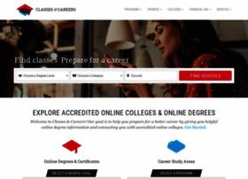 classesandcareers.com