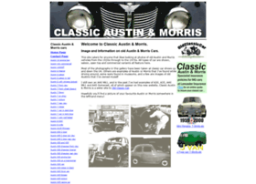 classic-austin-morris.oldclassiccar.co.uk
